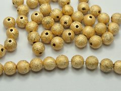 """200 Peacock Multi-Color Stardust Acrylic Round Beads 8mm 0.31/"""" Spacer Finding"""